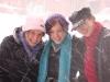 Aoife, Leanne and Sinead. Rocky\'09