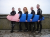 Lahinch Surfing, February 2006