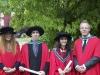 PhD graduations, 2010